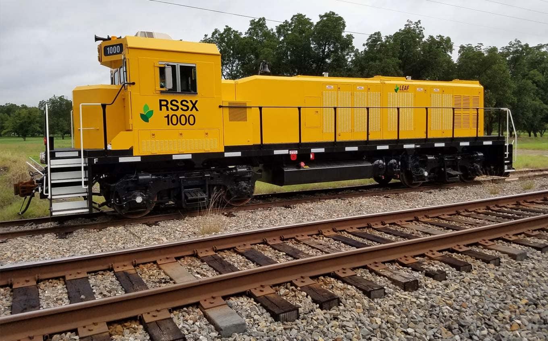 Dual LEAF Locomotive