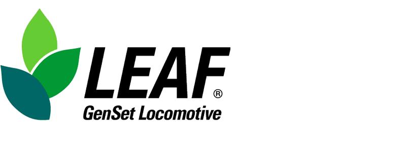 LEAF GenSet Locomotive